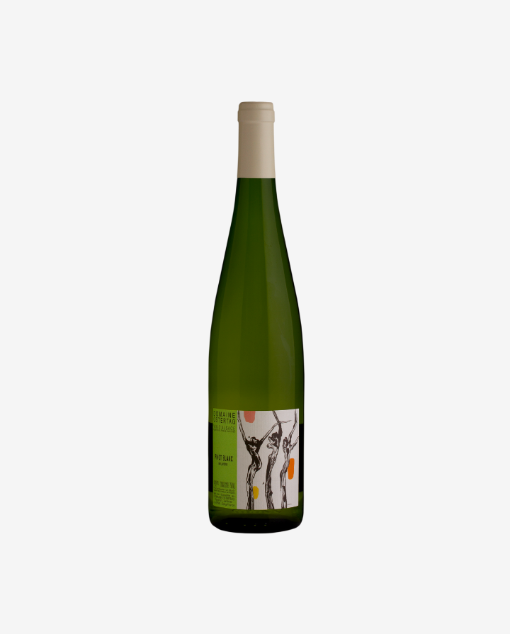 Pinot Blanc Les Jardins, Domaine Ostertag 2018
