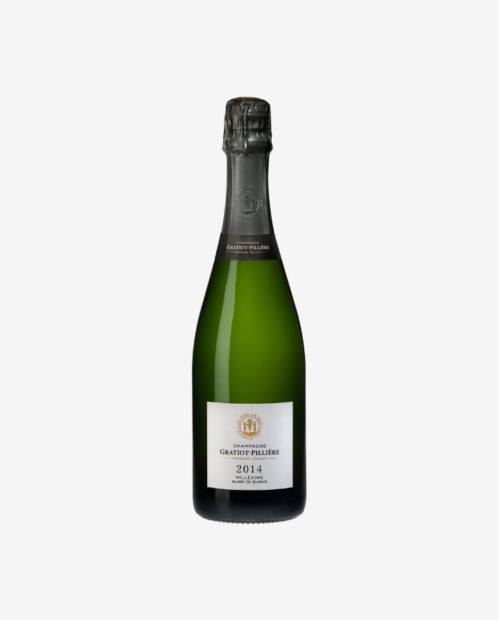 Blanc de Blancs, Champagne Gratiot-Pilličre 2012