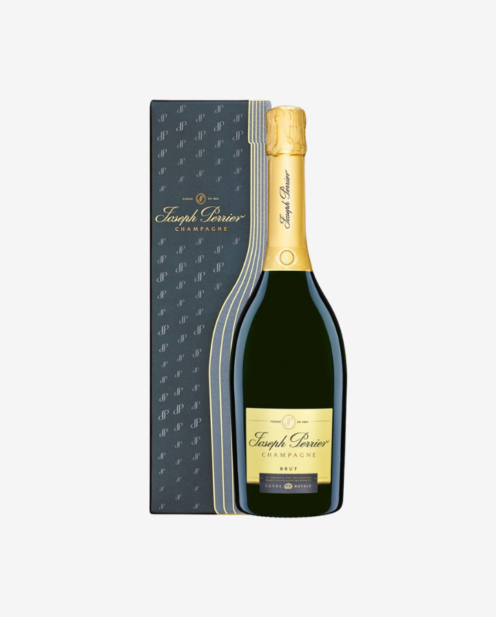 Cuvée Royale Brut (Gift Box), Champagne Joseph Perrier NV 1
