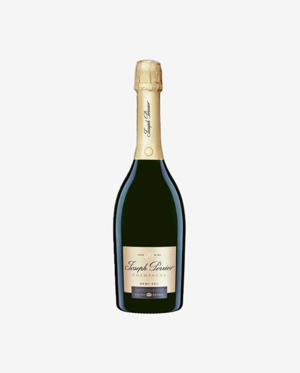 Cuvée Royale Demi-Sec (Gift Box), Champagne Joseph Perrier NV