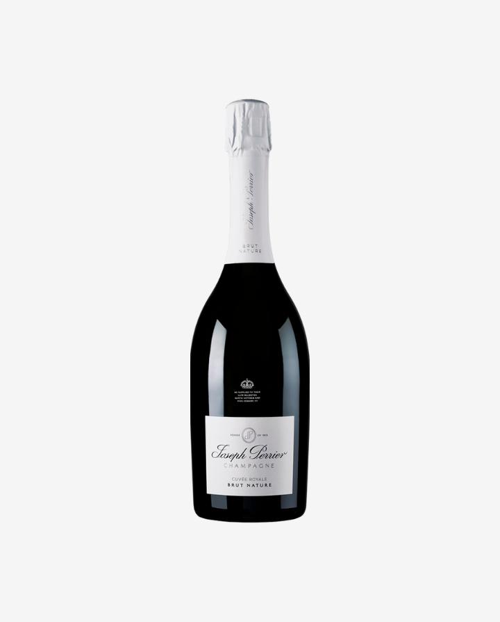 Cuvée Royale Brut Nature, Champagne Joseph Perrier NV