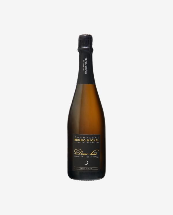 Brut La Demi-Lune Sans Soufre, Champagne Bruno Michel NV