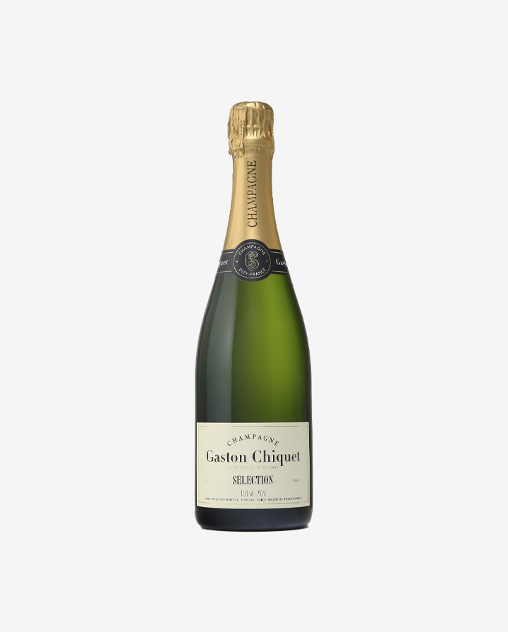 Selection Cuvée Brut, Champagne Gaston Chiquet NV