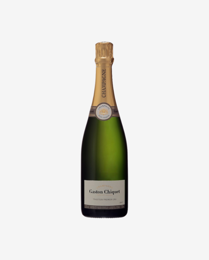 Tradition Brut 1ér Cru, Champagne Gaston Chiquet NV