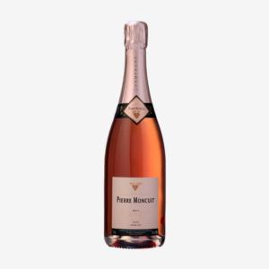 Cuvée Brut Rosé, Grand Cru Mesnil, Champagne Pierre Moncuit NV 1