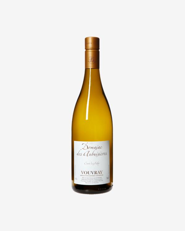 Vouvray Cuvée de Silex, Domaine des Aubuisičres 2018