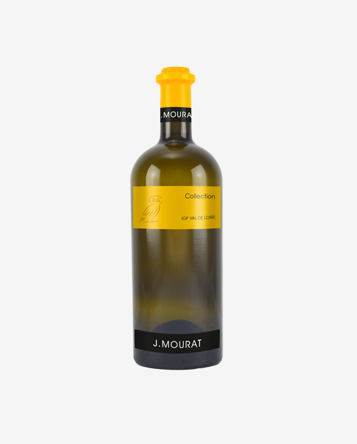 Collection Chenin Blanc Chardonnay, Jérémie Mourat 2019