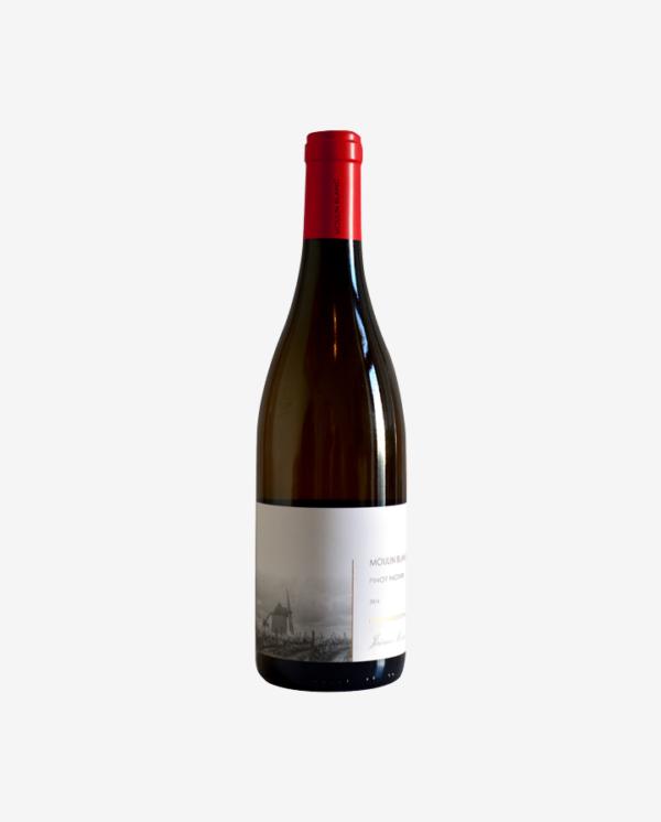 Le Moulin Blanc Pinot Noir, Jérémie Mourat 2017