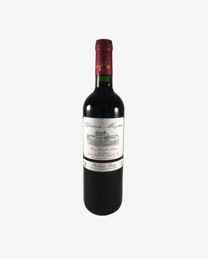 Château Mazetier, Côtes de Bordeaux 2018 1