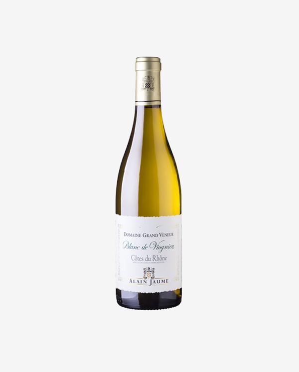 Côtes-du-Rhône Blanc de Viognier, Domaine Grand Veneur 2019