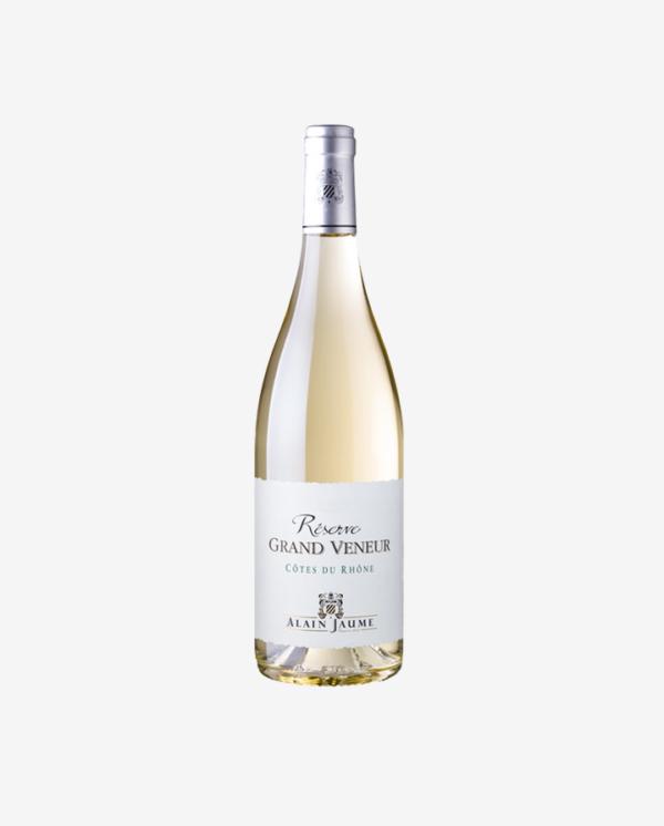 Côtes-du-Rhône Réserve Blanc, Domaine Grand Veneur 2019