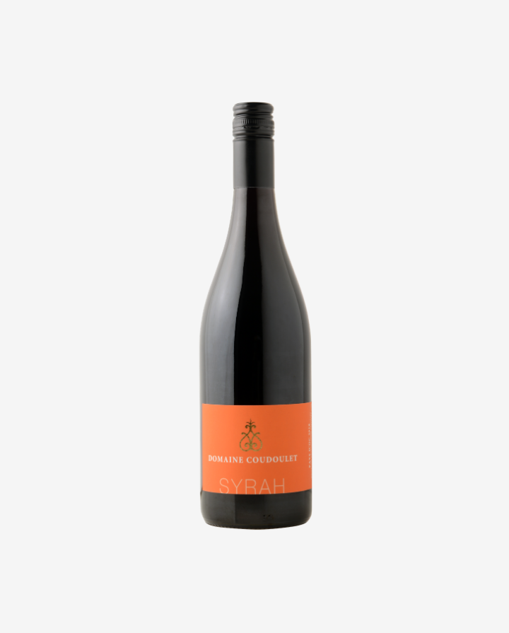 Syrah, Domaine Coudoulet 2019