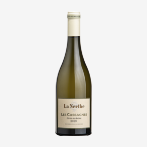 Les Cassagnes de La Nerthe Blanc, Côtes-du-Rhône Villages, Domaine de La Renjarde 2019 1