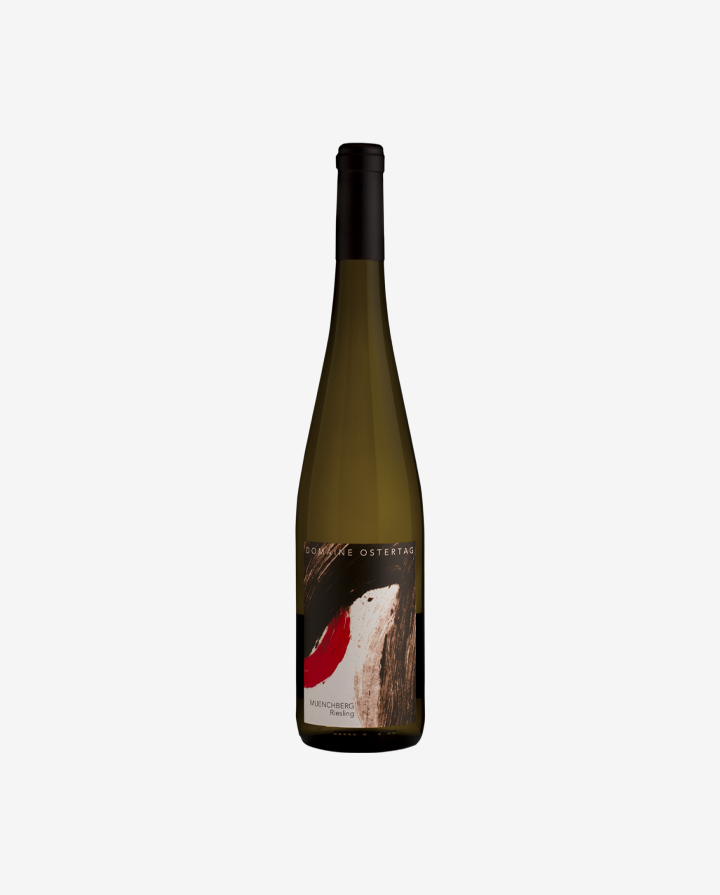 Riesling Muenchberg Grand Cru, Domaine Andre Ostertag 2017
