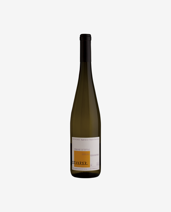 Riesling Clos Mathis, Domaine Ostertag 2018 1