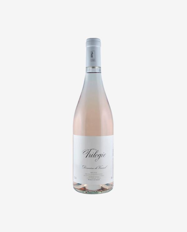 Trilogie Rosé, Château Viranel 2019 1