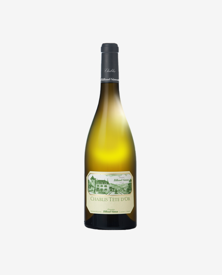 Chablis Tęte d`Or, Domaine Billaud-Simon 2016