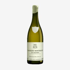 Chassagne-Montrachet Les Mazures, Domaine Paul Pillot 2018 1