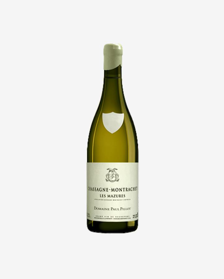 Chassagne-Montrachet Les Mazures, Domaine Paul Pillot 2018