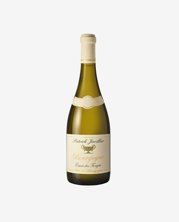 Bourgogne Cuvée des Forgets, Domaine Patrick Javillier 2018