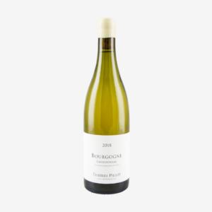 Bourgogne Blanc, Domaine Thierry Pillot 2018 1