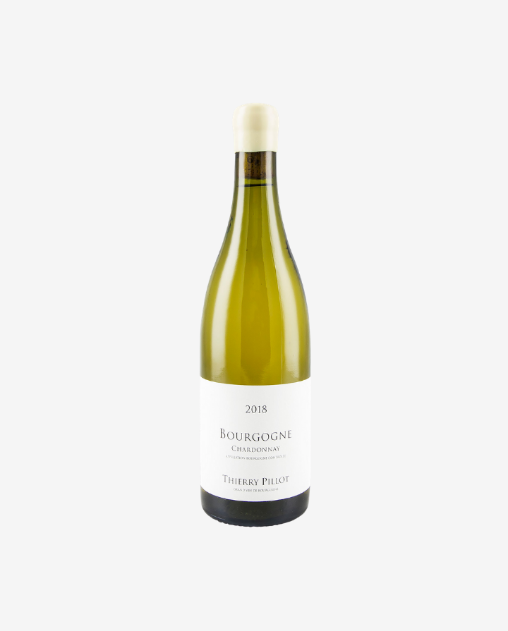 Bourgogne Blanc, Domaine Thierry Pillot 2018
