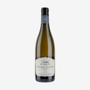 Pouilly-Fuisse Vieilles Vignes, Domaine Des Deux Roches 2018 1