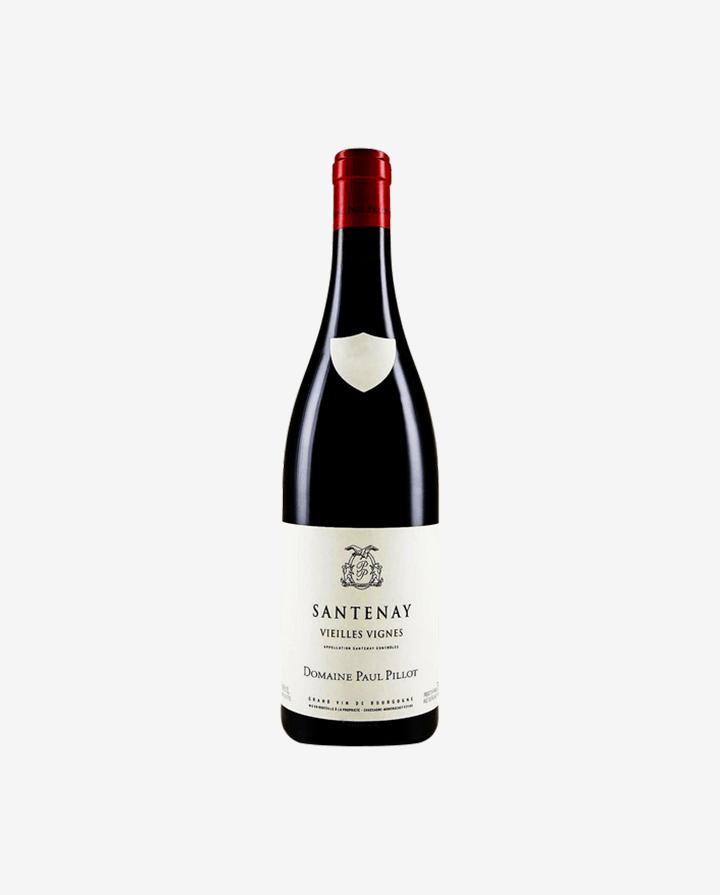 Santenay Rouge Vieilles Vignes, Domaine Paul Pillot 2018