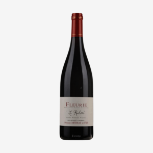 Fleurie La Roilette Vieilles Vignes, Domaine Bernard Métrat 2019 1