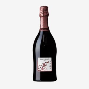 Pinot Grigio Spumante Rosato, La Jara NV 1