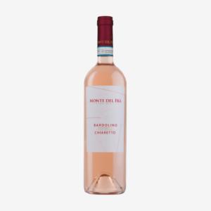 Bardolino Chiaretto Rosé, Monte del Frŕ 2019 1