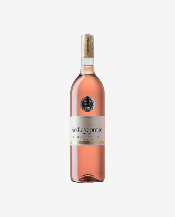 Gem of the Weald Rosé, Sedlescombe  2017