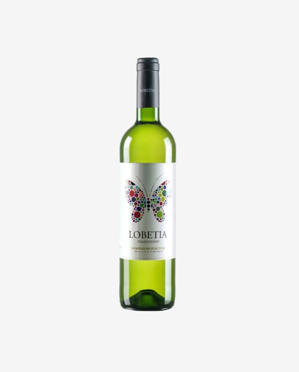 Lobetia Chardonnay, Dominio de Punctum 2019
