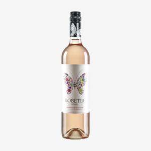 Pálido Rosé Lobetia, Dominio de Punctum 2019 1