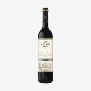 Rioja Crianza Hazańa 2016 1