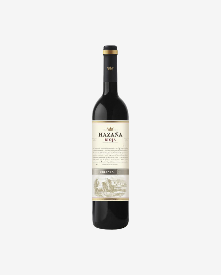 Rioja Crianza Hazańa 2016