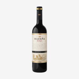 Rioja Reserva Hazańa 2013 1
