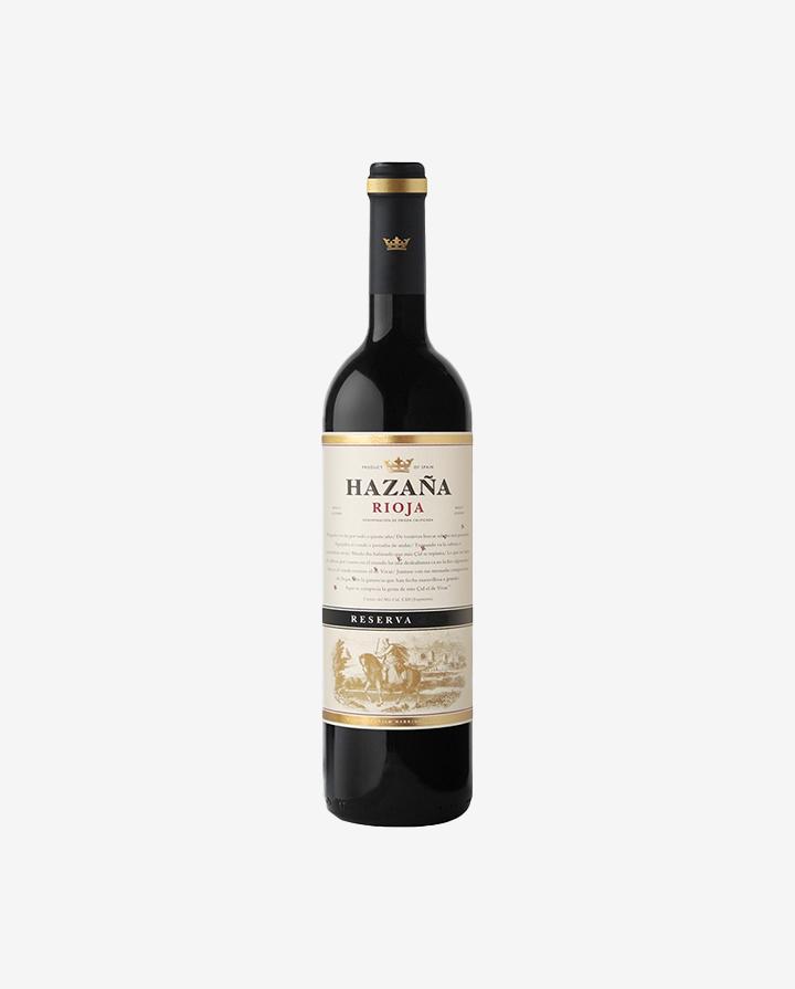 Rioja Reserva Hazaña 2014