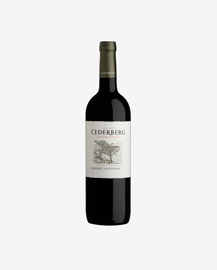 Cabernet Sauvignon, Cederberg Private Cellar 2018