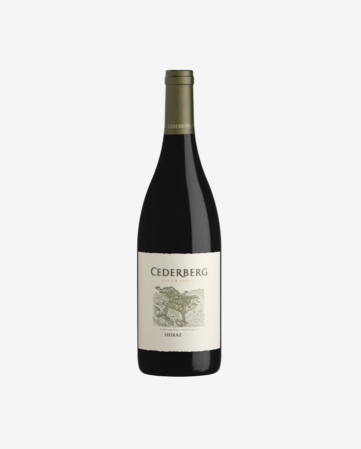 Shiraz, Cederberg Private Cellar 2018