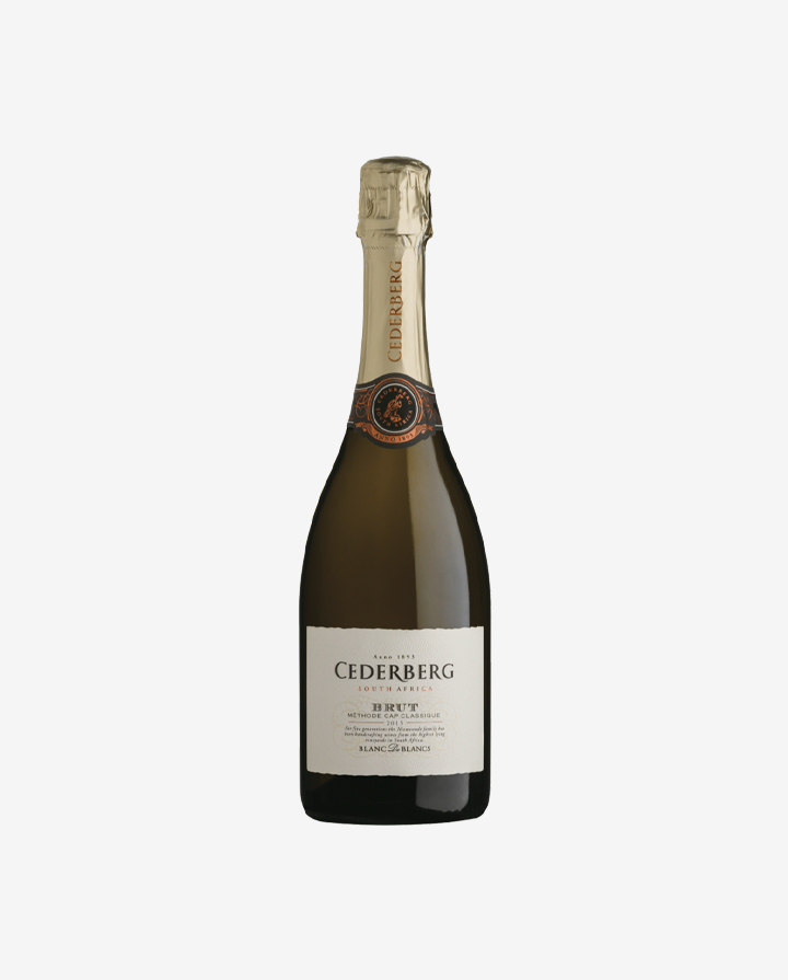 Blanc de Blancs Méthode Cap Classique, Cederberg Private Cellar 2015
