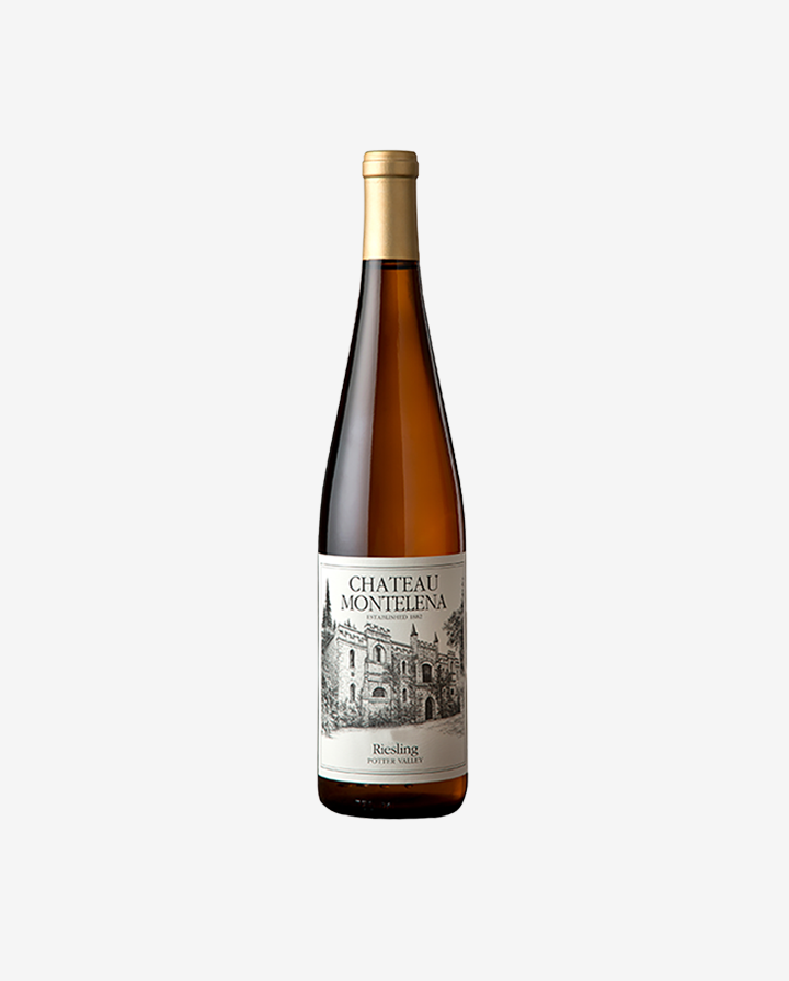 Potter Valley Riesling, Chateau Montelena 2017