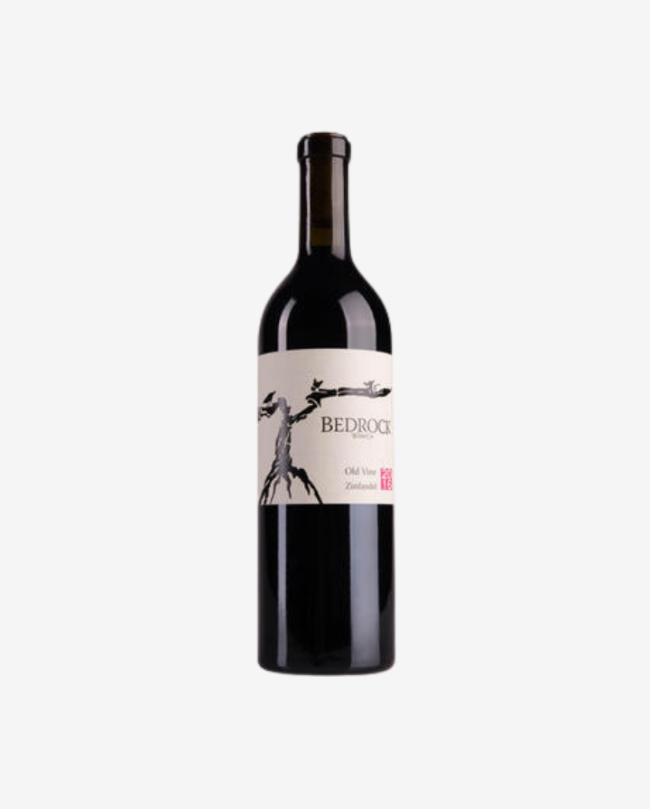 Old Vine Zinfandel, Bedrock Wine Co 2018