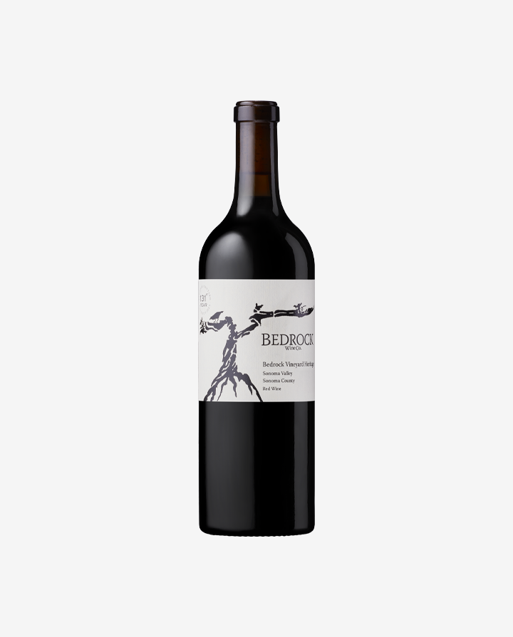 Bedrock Heritage Wine Sonoma Valley, Bedrock Wine Co 2019