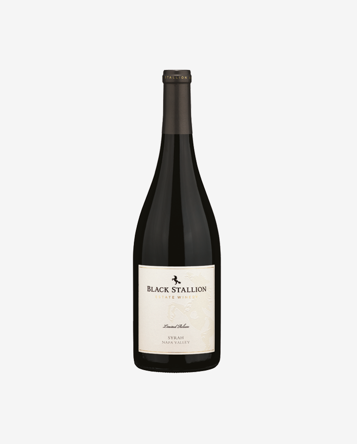 Limited Release Syrah, Black Stallion 2016