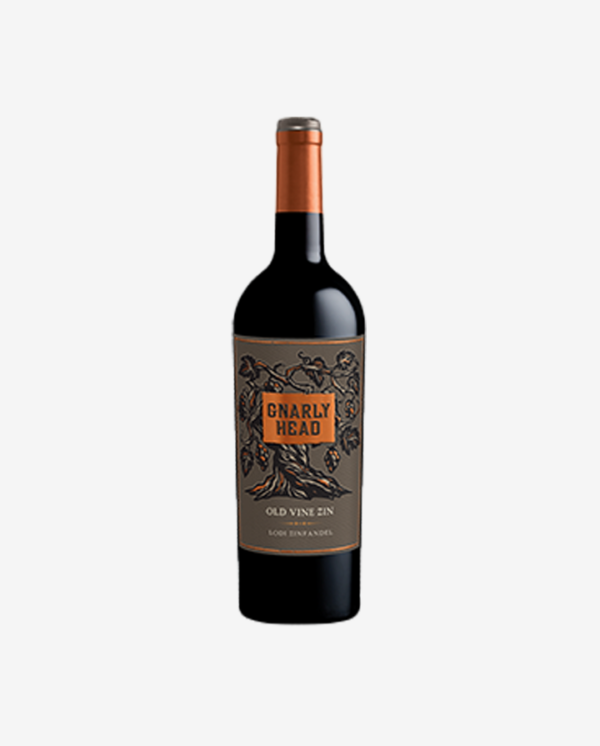 Old Vine Zinfandel, Gnarly Head 2018 1