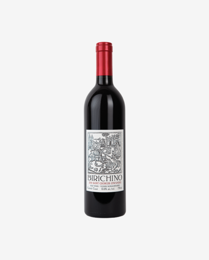 Saint Georges Zinfandel Old Vines, Birichino 2018