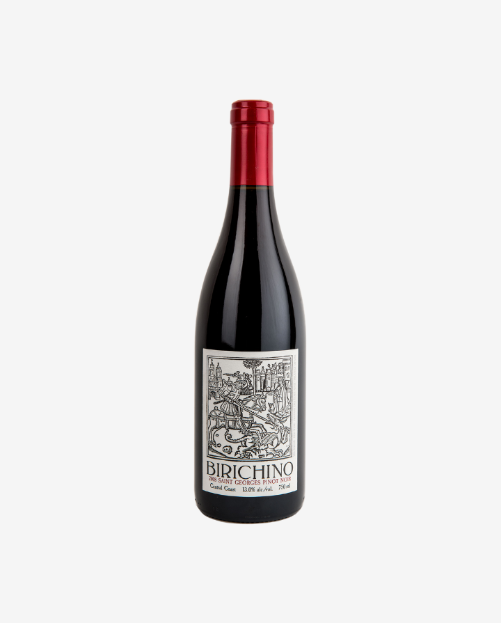 Saint Georges Pinot Noir Old Vines, Birichino 2018