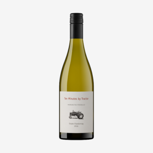 Estate Chardonnay, Ten Minutes By Tractor 2017 1