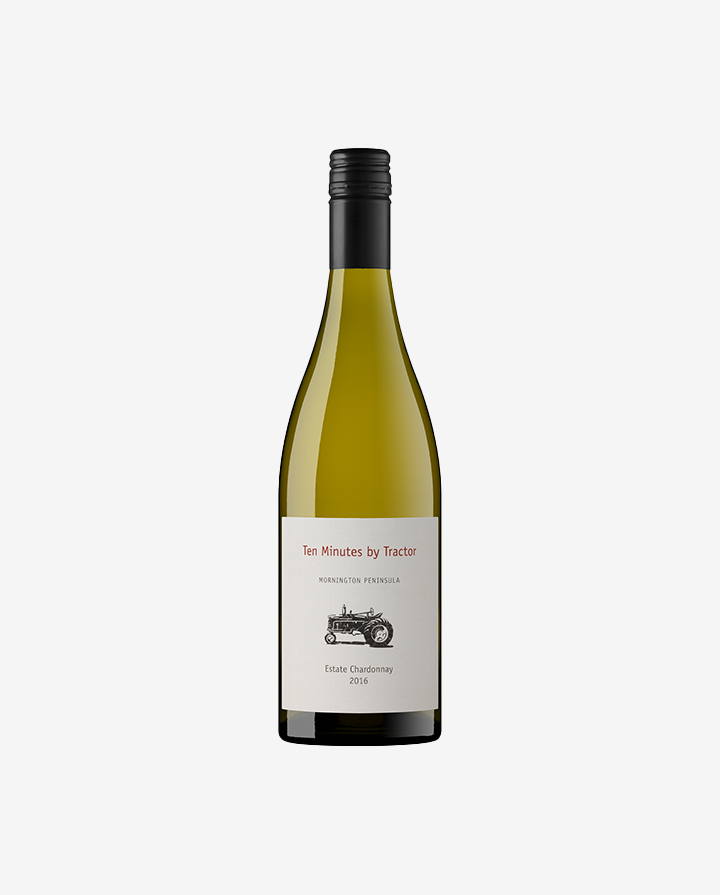 Estate Chardonnay, Ten Minutes By Tractor 2018